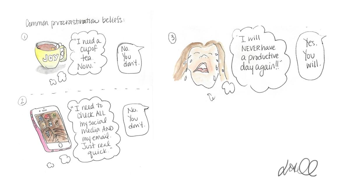 Procrastination 12.15